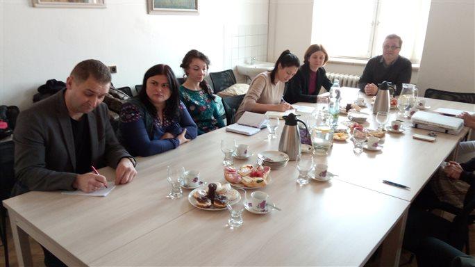 Departamentul Mediului turneu delegației din Moldova
